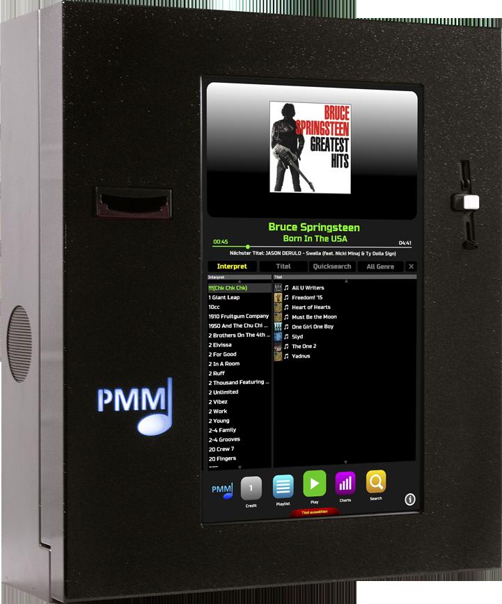 Digitale Jukebox, Rockme Basic